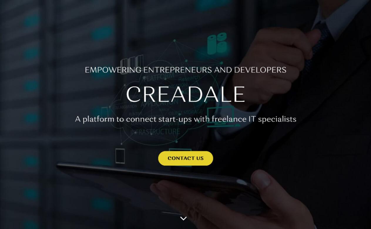 creadale.com